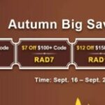 Gruppenlogo von RSorder Autumn Big Discounts: Chance to Get Up to $18 Off RS07 Gold